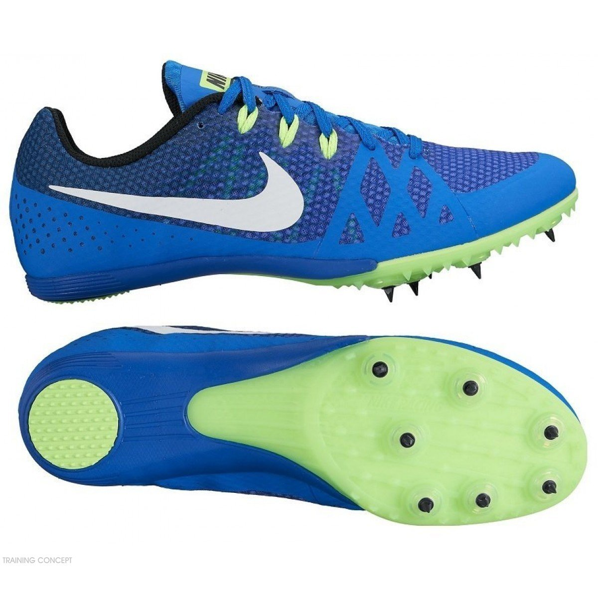 premium selection 4f623 22426 pointes nike zoom Rival M 8