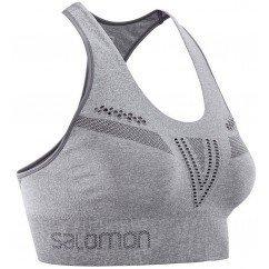 brassière de running pour femmes salomon move'on bra urban chic heather lc108230