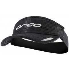 visière de triathlon orca black