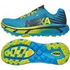 chaussure de trail running hoka evo mafate pour homme