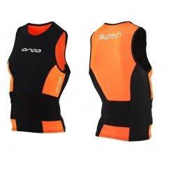 orca swim run top