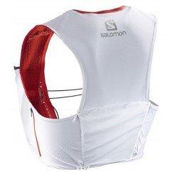 SALOMON Bag S-LAB SENSE ULTRA 5 SET White/RD L39381700