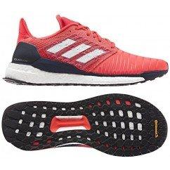 chaussures de running pour hommes adidas solarboost b97434 activ pink / ftwr white / legend ink
