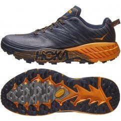 chaussures de trail running pour femmes hoka one one speedgoat 2 1099734smlb seaport / blue