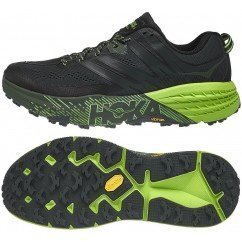 db44a6d7f5a chaussures de trail running pour hommes hoka one one speedgoat 2 1099733  eblc ebony   black