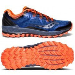 chaussures de trail running pour hommes saucony peregrine 8 s20424-35