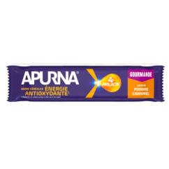 Apurna Barres Céréales Énergie Antioxydante Pomme / Caramel