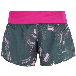 short de running pour femmes salomon elevate 2in1 short l400663