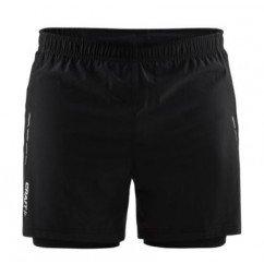 short de running pour hommes craft essential short