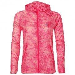 asics women's FuzeX 7/8 Packable jacket