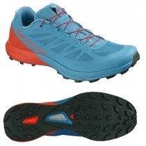 chaussure de trail running pour hommes salomon sense pro 3