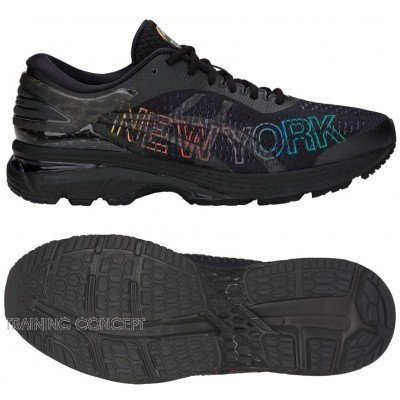 chaussures de running pour hommes asics gel kayano 25 édition new york city