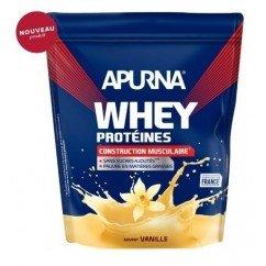 Apurna Whey Protéines Vanille