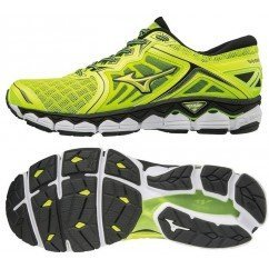 chaussure de running mizuno wawe sky pour homme disponible chez running conseil cernay