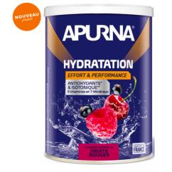 Apurna Boisson Hydratation Fruits Rouges