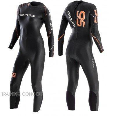 combinaison neoprene de triathlon pour femme orca S6