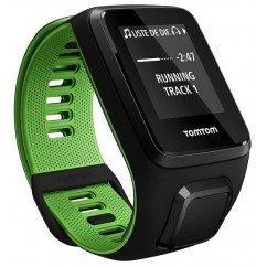 montre gps de running tom tom runner 3 cardio + music