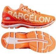 chaussure de running Asics Gel Nimbus 20 serie limitée Barcelona homme