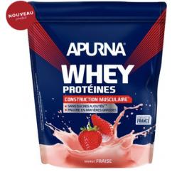 Apurna Whey Protéines Fraise