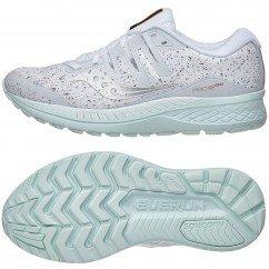 chaussure de running pour femmes saucony ride 10 white s10444