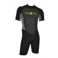 shorty neoprene triathlon aqualung