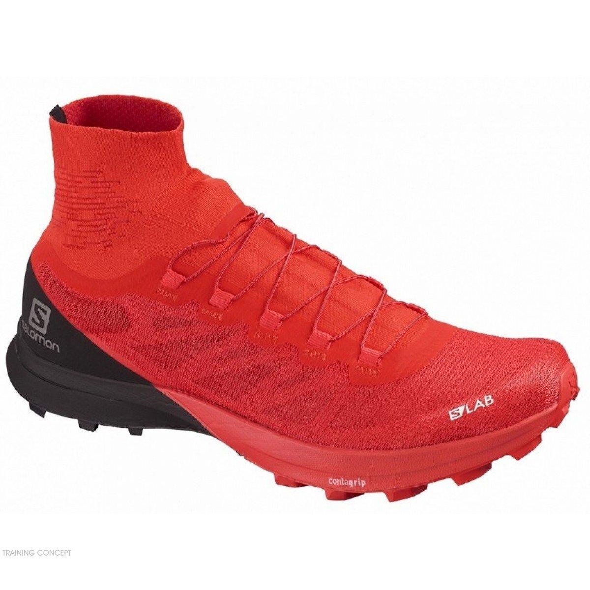 chaussure de trail running pour hommes salomon s lab sense 8
