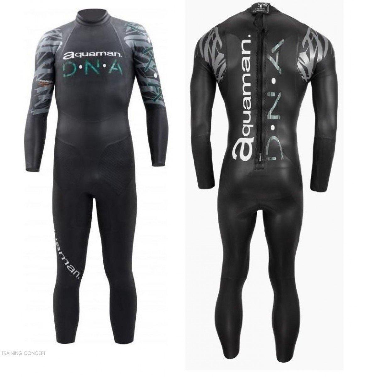 tout neuf 86d07 b5b0a combinaison de triathlon pour hommes aquaman dna