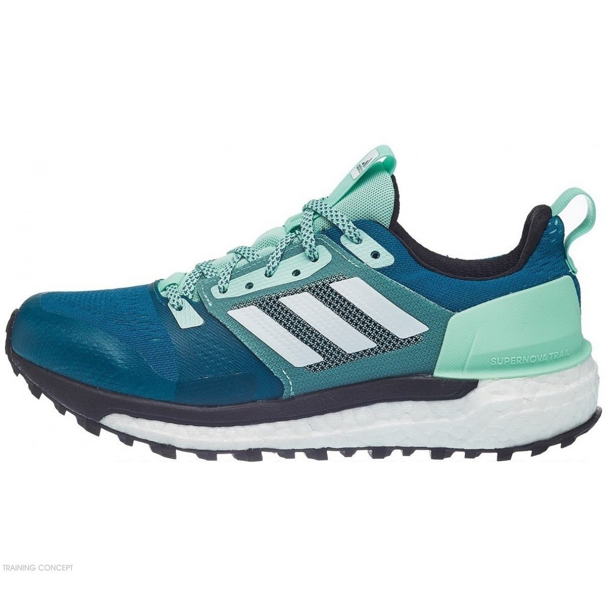 chaussures de trail running pour femmes adidas supernova