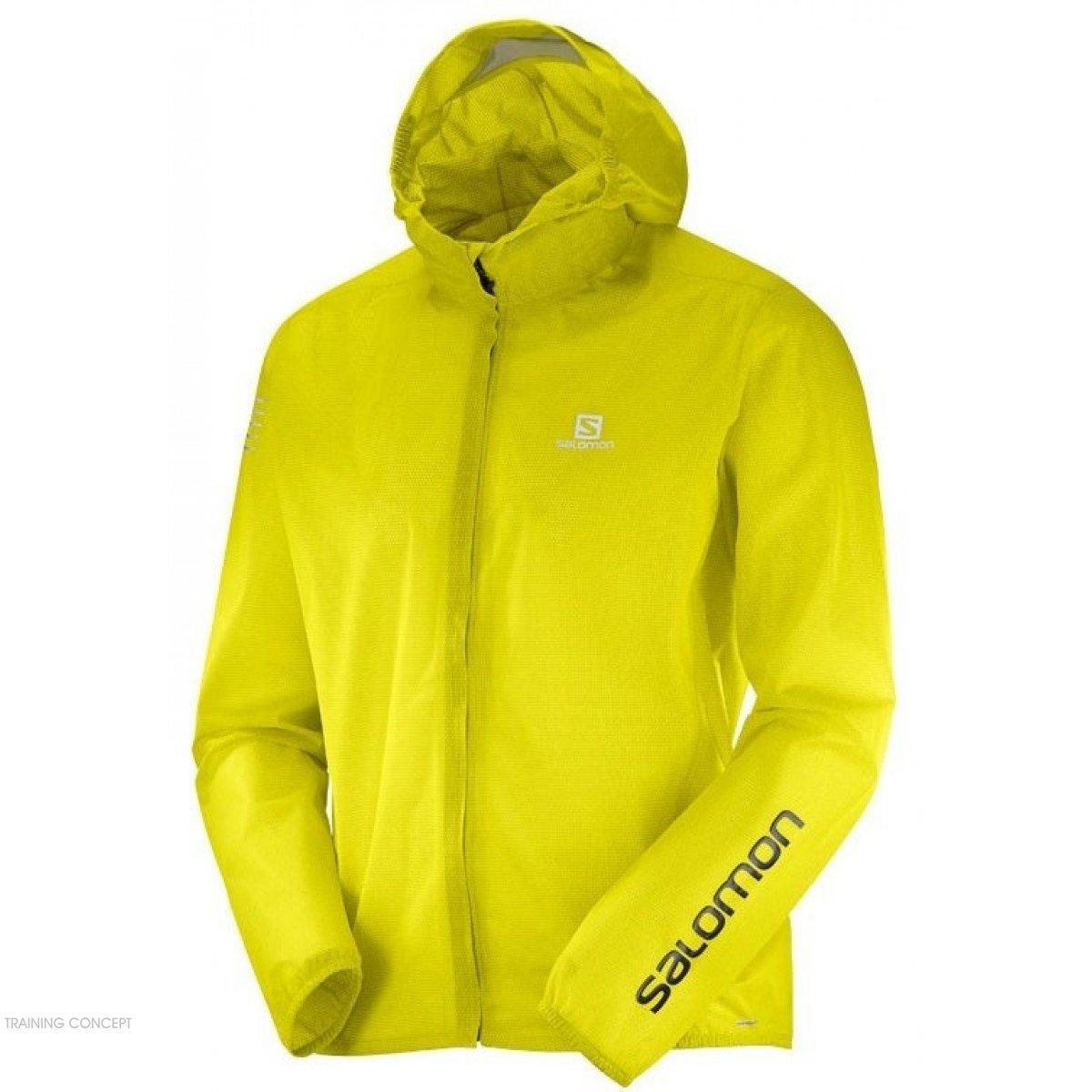veste de running imperméable salomon bonatti race 403039