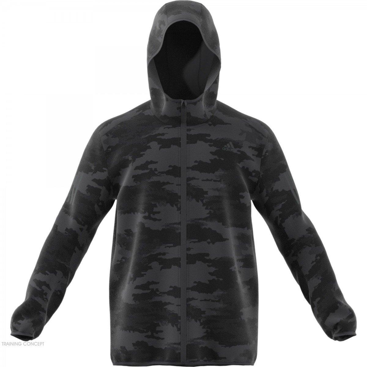 veste de running adidas response jacket
