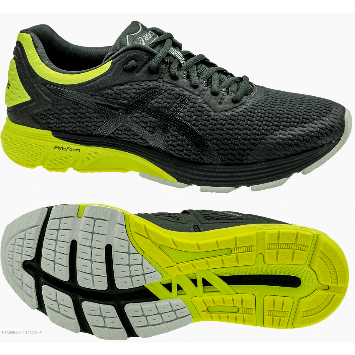 chaussures running asics pour homme