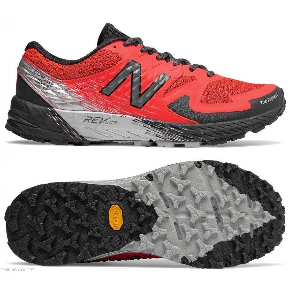 hommes new balance summit kom trail chaussures de course