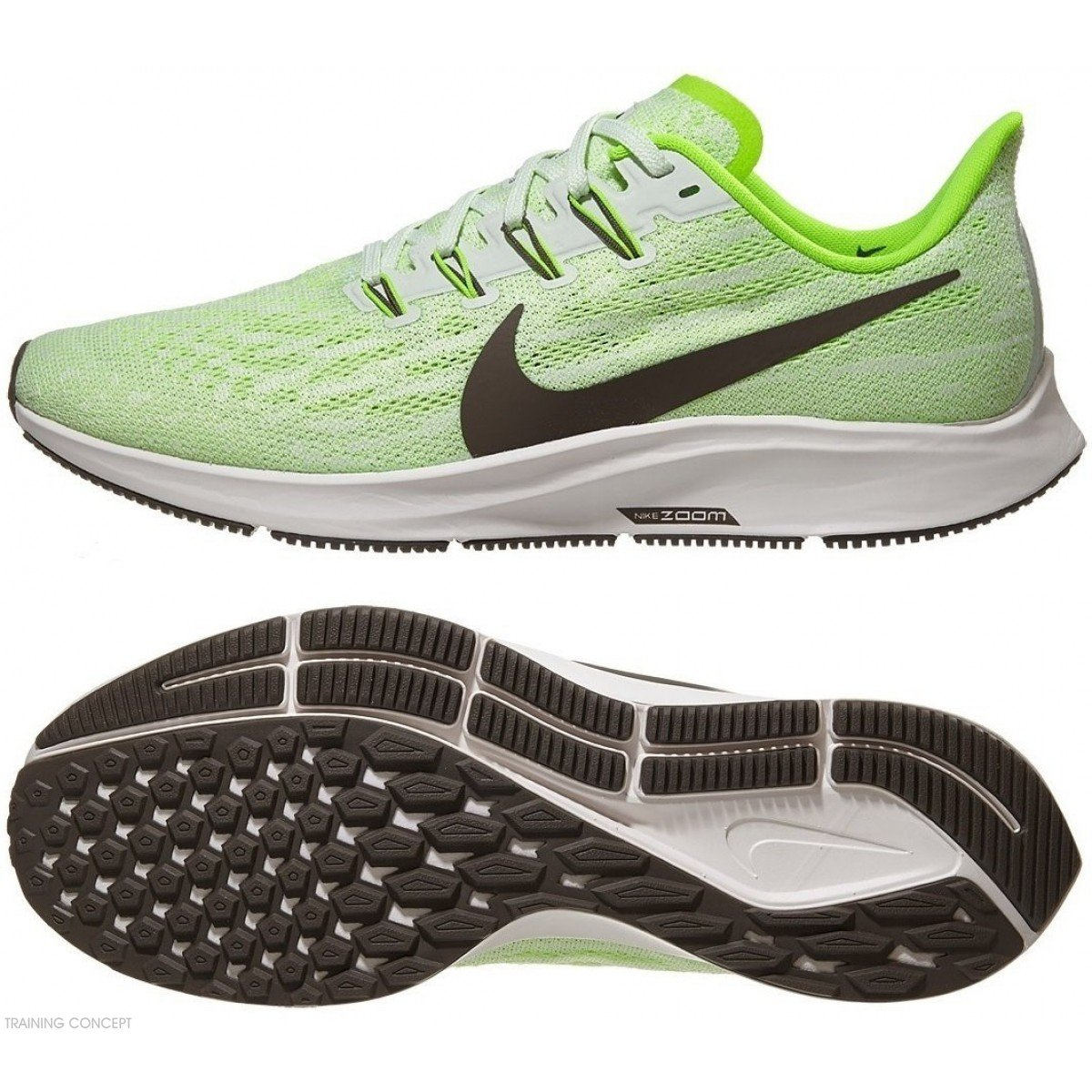 Chaussure 36 Hommes Nike Air Aq2203 003 Zoom De Running Pour Pegasus QxerWBdCo