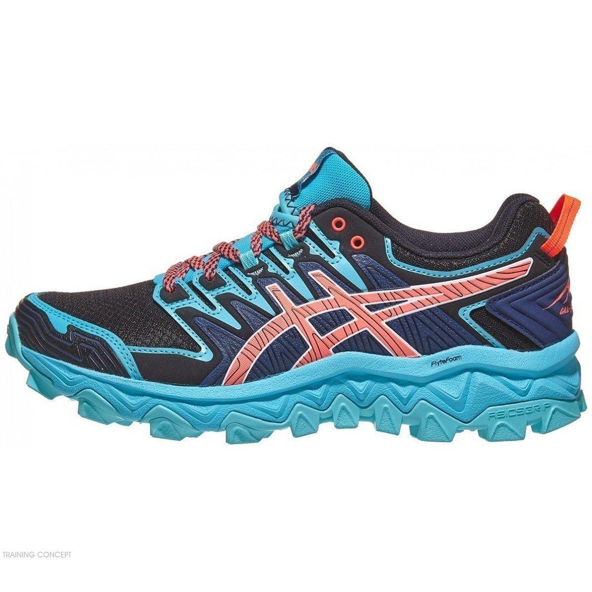 chaussure de trail running asics gel fuji trabuco 7 1012a180
