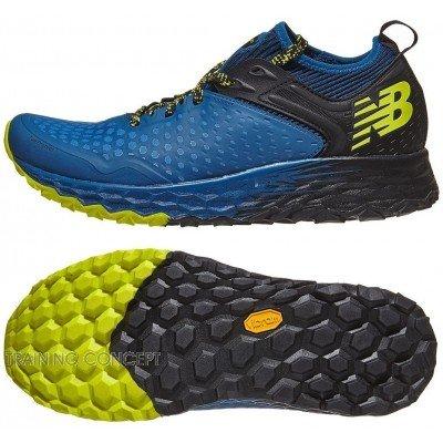 chaussures de trail running pour hommes new balance mt hierro v4 mthierr4 green / black