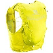 SALOMON SAC ADV SKIN 12 SET YELLOW