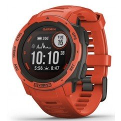 garmin instinct solar red 010-02293-20
