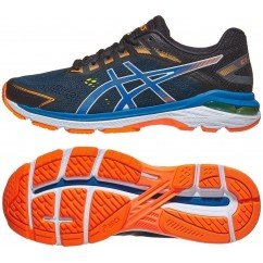 chaussures de running pour hommes asics gel gt 2000 7 1011a713 001 black lake drive