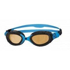LUNETTES ZOGGS PREDATOR FLEX POLARIZED ULTRA 331847 black / blue / copper