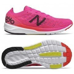 chaussures de running pour femmes w new balance w890 v7 po7 rose