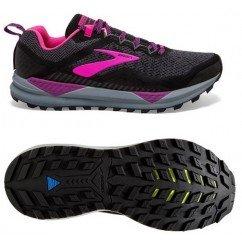 Chaussure de trail running Brooks Cascadia 14 femme 1203041b063
