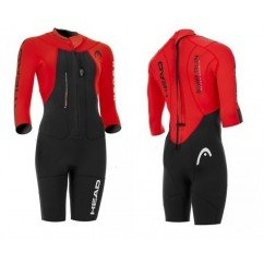 combinaison de swimrun en neoprene pour femme head rough