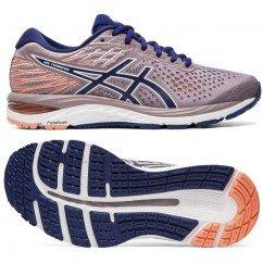 chaussure de running pour femme asics gel cumulus 21 1012a468-500 violet blush / dive