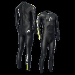 Combinaison de triathlon head tricomp Skin