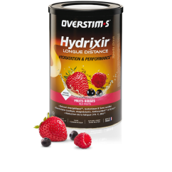 OVERSTIM'S HYDRIXIR LONGUES DISTANCES FRUITS ROUGES