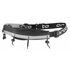 porte dossards orca 3 points JVAG0001 RACE BELT W/ZIP POCKET BK