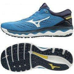 chaussures de running pour hommes mizuno wave sky 3 j1gc190201