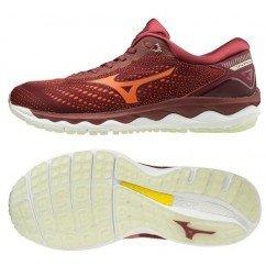 chaussures de running pour hommes mizuno wave sky 3 j1gc190257