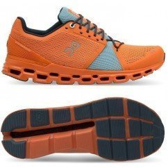 chaussure de running pour hommes on running cloudswift 31.99945 rust / rock