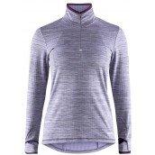 maillot de running craft polo 1/2 zip 190644 73320